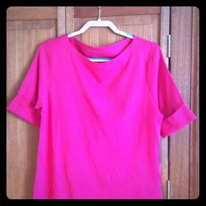 New without tag boat neck top. Extra large